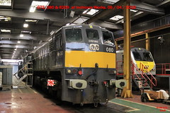 IR_04_2018_315 (HK 075) Tags: rpsi branch line wanderer railtour cie ir ie irish railways éireann iarnróid rail fanning class 071 121 141 181 201 diesel locomotive