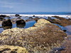 IMG_20180409_120003hdr (joeginder) Tags: jrglongbeach oceantrails whitepoint hiking pacific california ocean beach rocky geology palosverdes sanpedro
