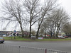 Garrison Circus, Bordesley (ell brown) Tags: birmingham westmidlands england unitedkingdom greatbritain bordesley smallheath tree trees garrisoncircus greatbarrst digbeth lawleymiddleway waterylanemiddleway viaduct