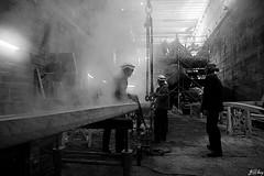 Chantier goelette Etoile (Jakezjr) Tags: france bretagne finistere brest goelette etoile chantierduguip marinenationale