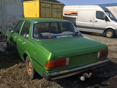 1978-80 Mazda 626 (Older and rare cars in Norway) Tags: mazda 626 1978 1979 1980 classic japanese auto rwd