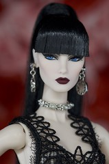 Elyse (Jordan Stn) Tags: elyse dollscollection doll closeup fashionphotography fashiondoll fashionroyalty integritytoys