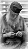 Το κομποσχοίνι (Dimitil) Tags: monk caloyer religious people agionoros saintmount athos chalkidiki macedonia greece hellas monachism religion tradition pray faith old