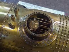 Baltimore & Ohio Railroad Museum (nicknormal) Tags: 5300 bo borailroadmuseum baltimoreohio brass model railroad rivet