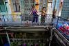 Cho Lon Mosaic (minus6 (tuan)) Tags: minus6 d810 20mm chợlớn saigonchinatown hẻmhàosĩphường