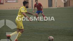 CF Borriol 2-2 Villarreal CF C (25/03/2018), Jorge Sastriques