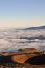 Hawaii - Mauna Kea - sunset view (Harshil.Shah) Tags: mauna kea hawaii big island pacific united states us usa america sunset observatory evening view crater cloud volcano volcanic