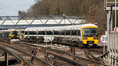 465183 (JOHN BRACE) Tags: 1993 brel york built networker class 465 emu seen orpington station southeastern livery 465183