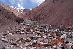 Descent from Kongmaru La Pass (Paweł Błaszak) Tags: india kashmir ladakh mountains