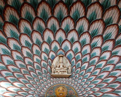 sun with mustache (kexi) Tags: jaipur rajasthan rajput india asia art ancient old pattern samsung wb690 february 2017 instantfave symmetry
