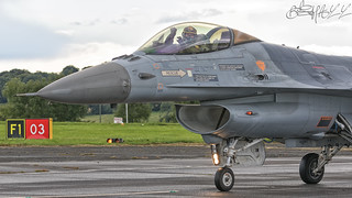 Belgian Air Component General Dynamics F-16 AM Fighting Falcon FA-134-2