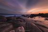 Corse Isolella (Nat_L2_photographies) Tags: corsesunsetlongexposureisollela pose longue rocher nd méditerranée