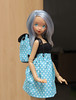 Blue backpack and skirt set (els82) Tags: ateliermomoni atelier momonita momoni