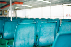Seats. (t-a-i) Tags: 50mm a7rii a7rmkii a7r2 chairs ferry hk hkg hongkong ilce7rm2 sony sonya7rii sonyilce7rm2 sonyα7rii voigtlander voigtlander50mmf15 voigtlandernokton50mmf15 voigtländer voigtländer50mmf15 α7rii kowloon