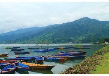 The Lake Town- Pokhara