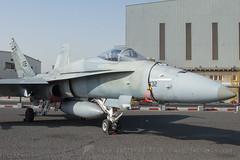 432 F-18C Hornet Kuwait AF (JaffaPix +4 million views-thanks...) Tags: 432 f18c hornet kwi okbk kuwaitairport kuwaitaviationshow 2018kuwaitaviationshow aeroplane aircraft airplane airshow aviation davejefferys jaffapix jaffapixcom kuwaitaf kuwaitairforce kaf military
