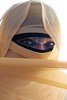 Lichtspiel Teil 2 (Fia by Marv) Tags: niqab woman eyes verhüllt veil veiled verschleiert augen oriental tücher schleier frau portrait sari scarf colour hijab chiffon schal