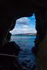 Sea Cave (mon_ster67) Tags: seacave mon ©mon ca cave ocean water hiddencave portrait opening sunnyjimcave cacoast sea sigma canon canoneos7dmarkll
