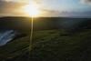 Silver Strand Sun (Phoenix Konstantin) Tags: sonya7 sonyfe28f20 sel28f20 28mm ireland countydonegal sunset wildatlanticway sun beach ocean atlantic bay