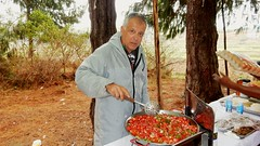Today multi-talent and chef Ludovic Abraham prepares for us a delicious and healthy Shakshuka, a specialty of Israel. This gives us the energy and power for the afternoon cycling. The dish's name, #Shakshuka, literally means 'mixed up' – and that's what i (klaus.a.sperling) Tags: bikeexperience mtb culinary bicyclelicious mountainbike bikeholiday suntour challenge shakshuka cyclemadagascar stevens rockshox culinaire cube rockmachine madagascar