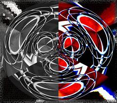 Oso. 39007198610_ba1e1b743b_op_23 (seguicollar) Tags: cara oso abstracción imagencreativa photomanipulación art arte artecreativo artedigital virginiaseguí ojos boca orejas nariz
