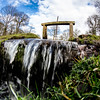 Sluice (Ged Slaughter Photography) Tags: sluice water fisheye 8mm gedslaughter nationaltrust nt flow landscape wideangle scenic dunhammassey dunham