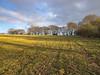 Britwell Hill (Bruce Clarke) Tags: grass olympus britwellhill landscape winter bushes lumix vario rural hill clouds trees m43 outdoor barebranches oxfordshire britwellhillfarm deanwood omdem1 panasonic1235mmf28 chilterns lowsun ridgeway