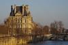 485 Paris en Février 2018 - la Seine et le Louvre au Pont Royal (paspog) Tags: paris france février februar february 2018 seine louvre lelouvre quaidestuileries