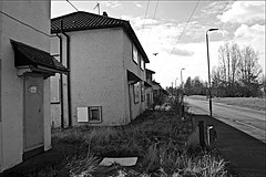 Dereliction  Monochrome (brianarchie65) Tags: prestonroad derelict destroyed houses rubbish kingstonuponhull cityofculture litter unlimitedphotos ngc flickrunofficial flickruk flickr flickrcentral ukflickr geotagged canoneos600d monochrome blackandwhite blackandwhitephotos blackandwhitephoto brianarchie65