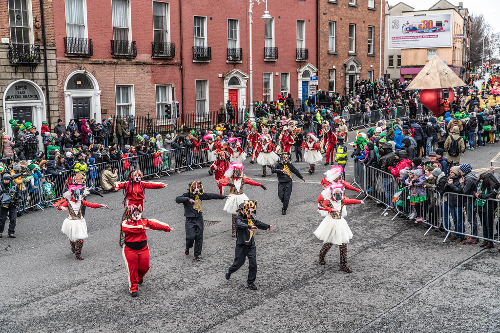 HOME IS WHERE ME HEART IS - CITY FUSION [SAINT PATRICKS DAY PARADE IN DUBLIN]-137644