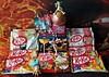 « Que du bon à se mettre sous la dent pour les soirées lecture manga et animes ! » (Damien Saint-é) Tags: danbo japanfood kitkat yotsuba pocky candy candies kitgracie umaibo goodsmilecompany hatsunemiku