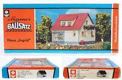 Mamos 2-32 (adrianz toyz) Tags: model railway scenery gdr ddr east germany vero mamos auhagen plastic kit 232 12232 haus ingrid ho tt scale gauge