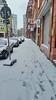 16 - Francfort Mars 2018, Schnee in Wallstrasse (paspog) Tags: francfort mars 2018 march märz neige snow allemagne germany deutschland schnee wallstrasse