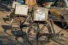 Old School (Robert Borden) Tags: bike bicycle street city urban lunchbox oldschool mumbai india asia 50mm fuji fujifilm fujifilmxt2 fujixt2 fujiphotography multiples detail pattern