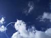 Plane !!! (François Tomasi) Tags: avion châtelaillon châtelaillonplage sudouest charentemaritime france europe justedutalent yahoo google flickr françoistomasi tomasiphotography tourisme travel voyage vol sky ciel reflex nikon bleu blue clouds cloud nuages nuage color couleur lights light lumière iso filtre photo photographie photography photoshop pointdevue pointofview pov mars 2018 digital numérique