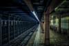 Franklin Street Subway Station (TP17) Tags: newyorkcity newyork tribeca lowermanhattan subway franklinstreetstation nightphotography transportation