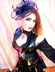 2018-03-27_08-17-47 (Danielle1976liverbird) Tags: pvc latex transvestite crossdresser tranny