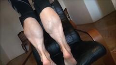 vlcsnap-2018-04-05-13h10m24s249 (ARDENT PHOTOGRAPHER) Tags: muscularcalves flexing muscularwoman sexylegs