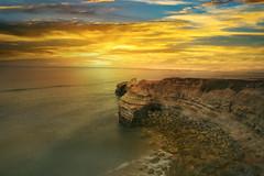 Sunset (shishirmishra1) Tags: sunset sky dramatic naturephotography natural nikon city travel explore water beachfront cliffs color sceneic dream