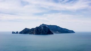 Amalfi Coast; Capri