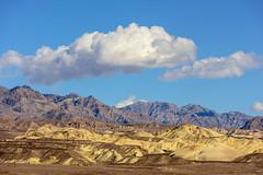 20180315_Death_Valley_088 (petamini_pix) Tags: california deathvalley deathvalleynationalpark desert landscape clouds mountains mustardhills hills