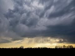 Regenschauer (Deutscher Wetterdienst (DWD)) Tags: himmel sky wetter weather schauer shower fallstreifen wolken clouds