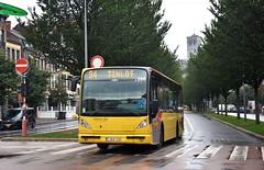 5396 94 (brossel 8260) Tags: belgique bus tec liege