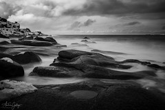 02042018_7139_Noruega_BD (Andrés Gallego) Tags: nikon noruega norway beach beaches sea mar playa playas d750 tamron 2470 2470mm filter nd longexposure long rocks clouds nubes larga exposicion lofoten uttakliev island islands isla islas