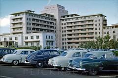 Tripler Army Hospital 1950s (Kamaaina56) Tags: 1950s honolulu hawaii military hospital tripler slide