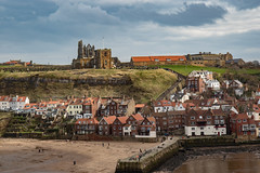 Whitby (bill lowis) Tags: whitby abbey church