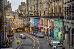 Edinburgh | Victoria Street (AnBind) Tags: schottland unitedkingdom scottland 2017 ereignisse urlaub grosbritanien september gb edinburgh scotland vereinigteskönigreich