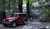 Forest Jeep (sofiasamarah) Tags: review winter forests forest trees green jeep jeeps wrangler car travel explore adventuer adventure camp campside campsite sofia samarah photography