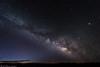 The Edge of Night (Bill Bowman) Tags: milkyway darksky canyonlandsnationalpark islandinthesky saturn whitecrackcamp utah publiclandforpublicuse