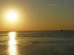 Egypte, le coucher du soleil sur la mer rouge (Roger-11-Narbonne) Tags: egypte désert safaga port merrouge